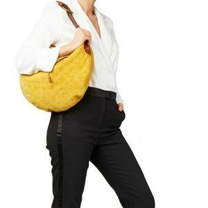 Authentic Louis Vuitton Mahina Onatah Genuine Sued